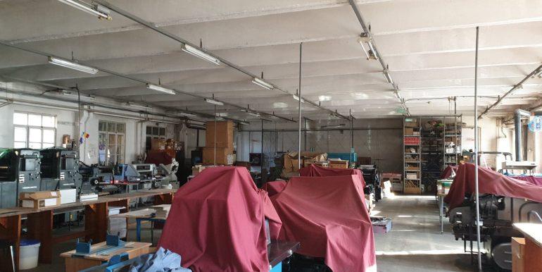 Hala spatiu de productie cladire cu birouri H0019 - 03