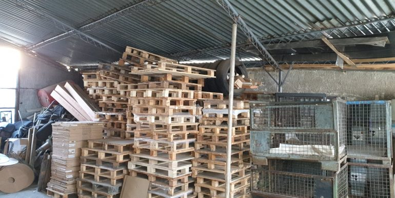 Hala spatiu de productie cladire cu birouri H0019 - 24
