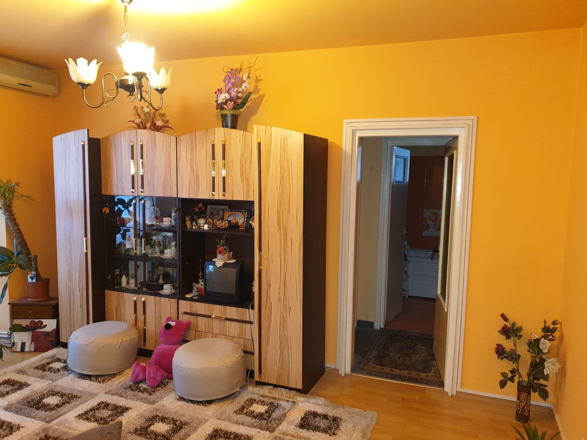 Apartament 3 camere de vanzare, str. Aluminei – AP0863